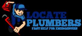Locate Plumbers logo